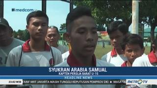 Persija Barat U-15 Selangkah Lagi Tampil di Final Piala Soeratin
