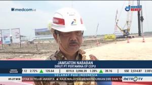 Pembebasan Lahan Proyek Gas Jambaran-Tiung Biru Rampung