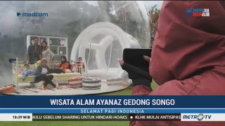 Ayanaz Gedong Songo, Spot Foto <i>Instagramable</i> di Semarang