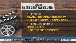 Daftar Pemenang Golden Globe 2019
