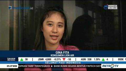 Respons Masyarakat soal Penghapusan Bagasi Gratis Lion Air