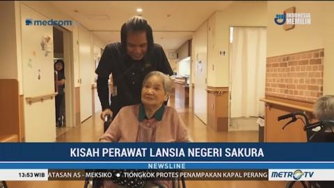 Kisah Perawat Lansia di Negeri Sakura
