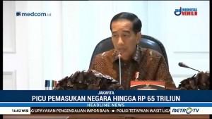 Jokowi Minta Pengelolaan Transportasi di  Jabodetabek Terintegrasi