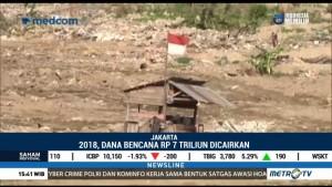Pemerintah Anggarakan Dana Bencana Rp15 Triliun