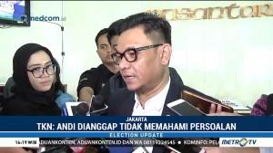 Andi Arief Laporkan 5 Politisi ke Polisi