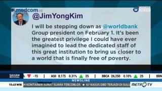 Apresiasi Dunia pada Jim Yong Kim