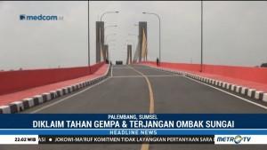 Jembatan Musi IV Resmi Dibuka