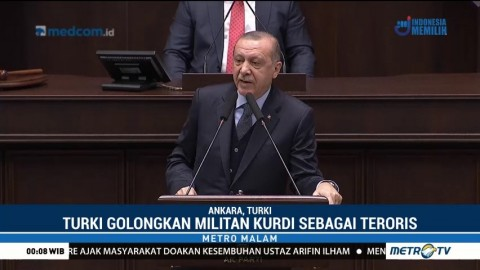 Hubungan Turki-AS Memanas
