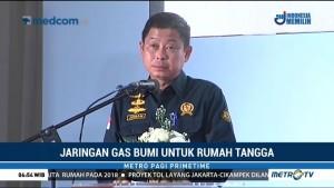 Kemen ESDM Bangun 6.314 Jaringan Gas Bumi Rumah Tangga