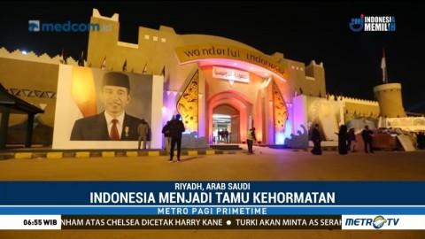 Melihat Paviliun Indonesia di Festival Janadriyah
