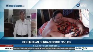 Persiapan Rumah Sakit Tangani Wanita 350 Kg