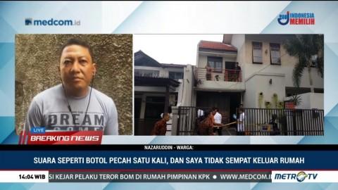 Teror di Kediaman Pimpinan KPK, Ini Pengakuan Tetangga Laode Muhammad Syarif