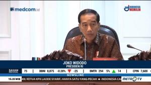 Jokowi Minta Integrasi Transportasi Segera Terealisasi