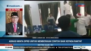 Ketua DPRD Bombana Dinilai Tak Mampu Kendalikan Anggotanya