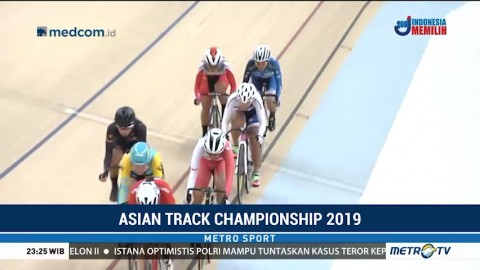 Asian Track Championship 2019