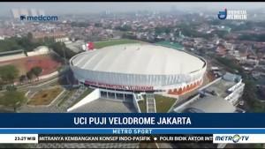 UCI Puji Kualitas Jakarta International Velodrome