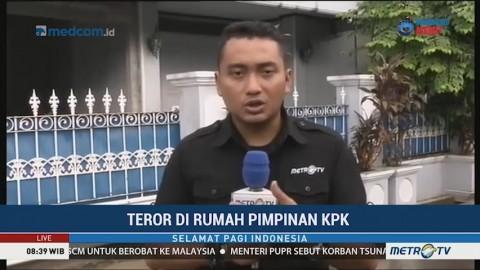Rumah Agus Rahardjo Dijaga Polisi