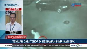 KPK Tunggu Hasil Investigasi Pelaku dan Motif Teror Bom