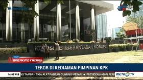Pascateror Bom 2 Pimpinan KPK, Aktivas di Gedung KPK Berlangsung Normal