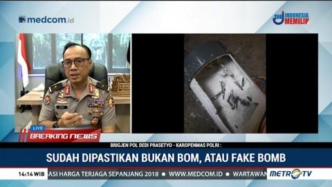 Karopenmas Polri: Benda Mencurigakan di Rumah Ketua KPK