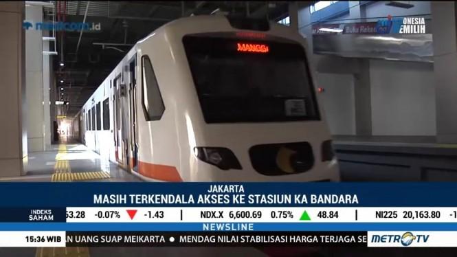 Kinerja KA Bandara Soetta Selama 2018