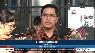 KPK Dorong Polisi Segera Ungkap Aktor Intelektual Teror Bom