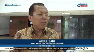 TKN Jokowi-Ma'ruf tak Khawatir Obor Rakyat Terbit Lagi