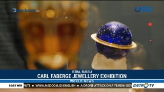 Carl Faberge Jewellery Exhibition