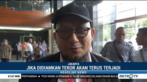Novel Kembali Desak Jokowi Bentuk TGPF