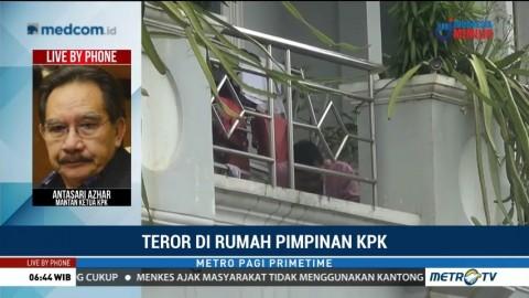 Teror di Rumah Pimpinan KPK
