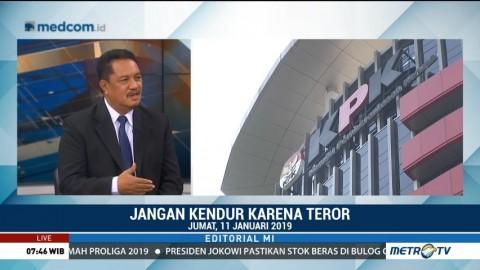Bedah Editorial MI: Jangan Kendur karena Teror