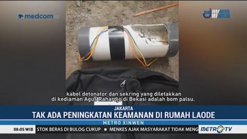 Bom Palsu di Rumah Pimpinan KPK
