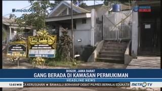 Ini Lokasi Kasus Pembunuhan Siswi SMK di Bogor