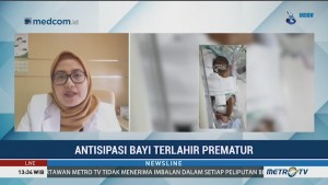 Antisipasi Bayi Terlahir Prematur