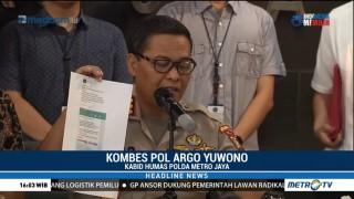 Polisi Tetapkan Satu Tersangka Baru Kasus Hoaks Surat Suara