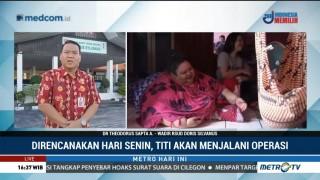 Titi Wati Segera Jalani Operasi Bariatrik di RS Doris