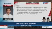 TKN Menilai Visi Misi Prabowo-Sandi Tak Kongkrit & Tidak Terukur