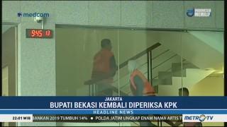 Kasus Meikarta, Bupati Bekasi kembali Diperiksa KPK