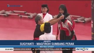 Sugianti-Magfiroh Raih Perak di Asian Track Championship 2019