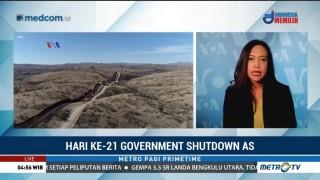 <i>Government Shutdown</i> Mulai Berdampak ke Sektor Wisata AS