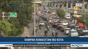 Dampak Kemacetan Ibu Kota