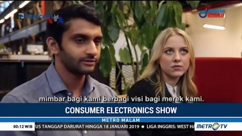 Perusahaan Rintisan di Consumer Electronics Show