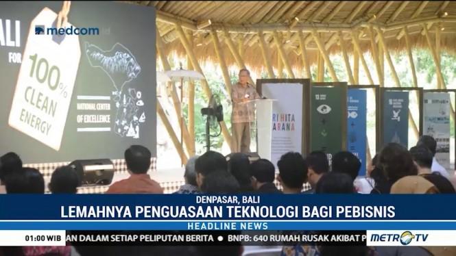 Bali Kembangkan Pariwisata Berbasis Teknologi