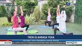 Tren Olahraga Yoga (2)