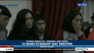 Polisi Bekuk 10 Pelaku Sweeping di Solo