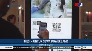 Mesin untuk Sewa Power Bank