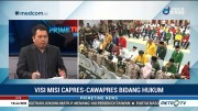 Mengkritisi Visi Misi Capres Cawapres di Bidang Hukum