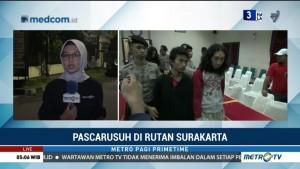 8 Pelaku Kerusuhan di LP Surakarta Masih Jalani Pemeriksaan