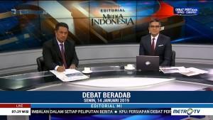Bedah Editorial MI: Debat Beradab