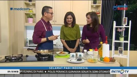 Cooking with Chef Eddrian: Udang Goreng Asam Jawa Khas Bangka (3)